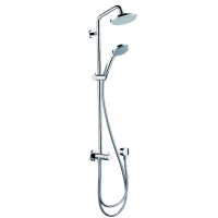 Hansgrohe Croma 100 Showerpipe душевая стойка