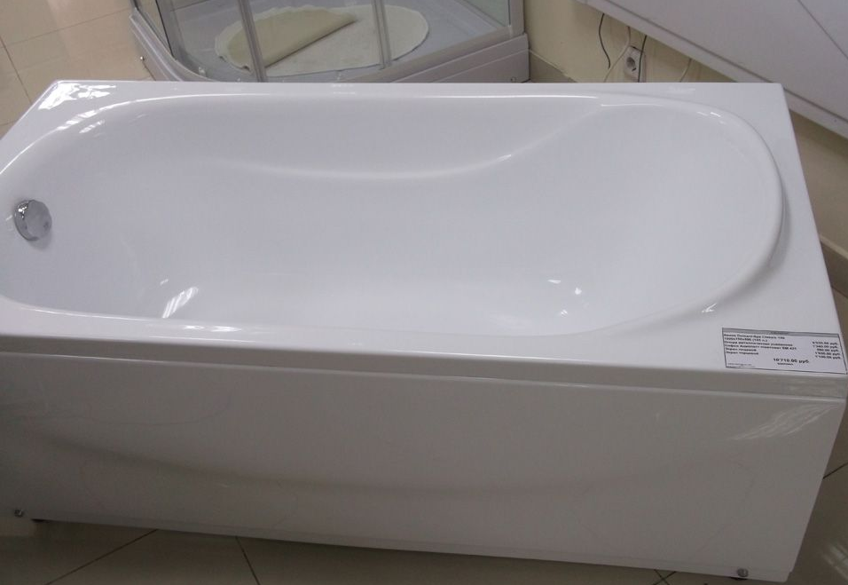 d5fc07a212e7 Акриловая ванна Domani-Spa Classic 150x75 купить в Перми в интернет ...