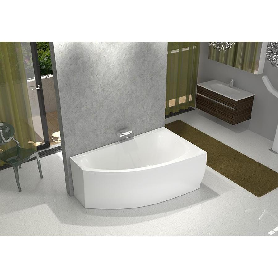 7996ab8f691c Акриловая ванна Domani-Spa Style 160 правая купить в Перми в ...